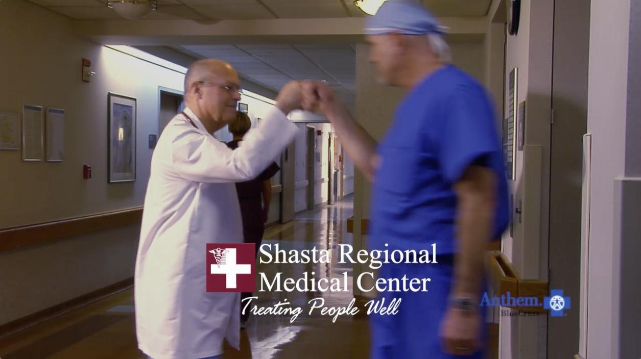 SRMC Television Ad